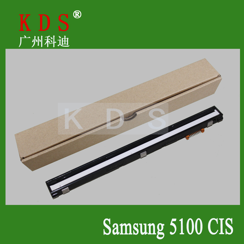 Free Shipping Black CIS Scanner for Samsung SF-5100 ML-808 Spare Parts scanner for samsung 760 650 cis contact image sensors new printer spare part used in black free shipping