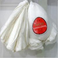 Высокая класс 5A нити 100% шелк тутового материала волокно экологичный материал для одеяло подушки детские 1,5 кг $189 Малый оптовая продажа