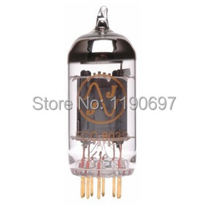 1PC MADE IN SLOVAK REPUBLIC Tube New JJ GOLD ECC803S Replace 12AX7 6N4 ECC83 Tube 9PINS Electron Tube Free Shipping цена