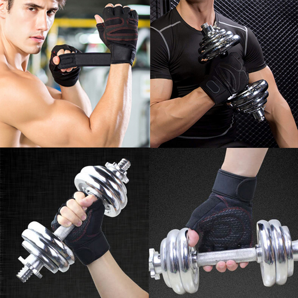 Weight Lifting Gloves 25