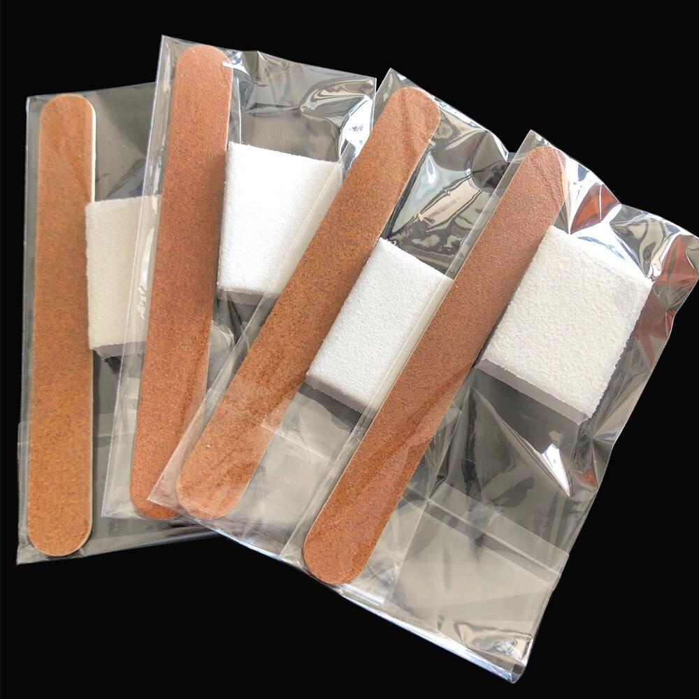 50 pcs mini manicure set pedicure kit disposable nail kit hotel manicure set wholesale nail buffer block cuticle pusher