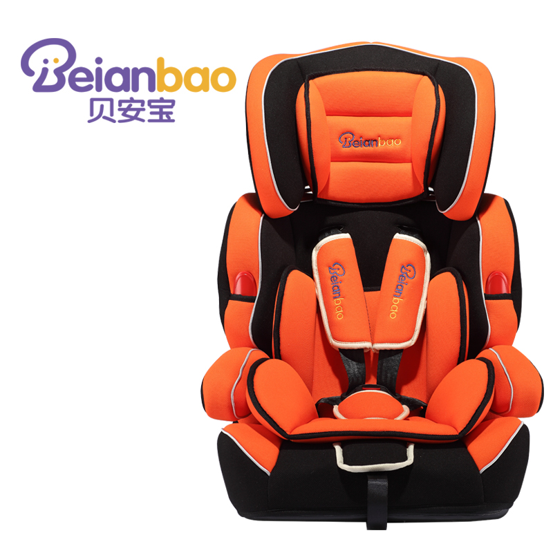 five-points fixation type car child safety seat for kids 9 month -12 year old baby safety seats with European ECE certification sirte five thousand five thousand fourths imported private seat plcc52 burning cx2052 adapter test