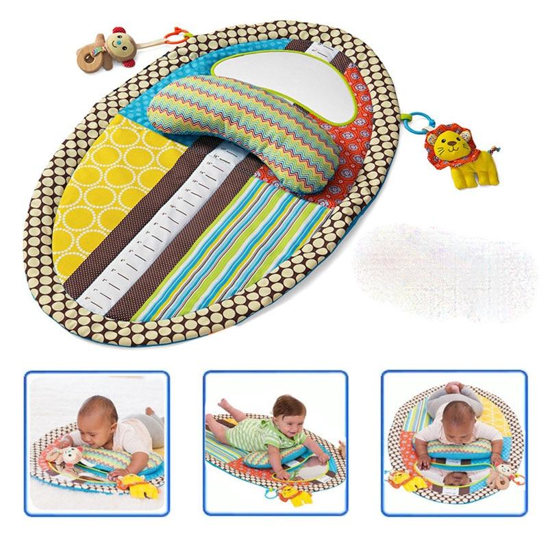 어린이 학습 및 교육 놀이 매트 게임 패드 게임 담요 - 유아 및 유아용 장난감