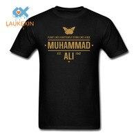Muhammad Ali T Shirts 2016 Summer Mens MUHAMMAD ALI T Shirts Men Fitness Casual Clothing MMA