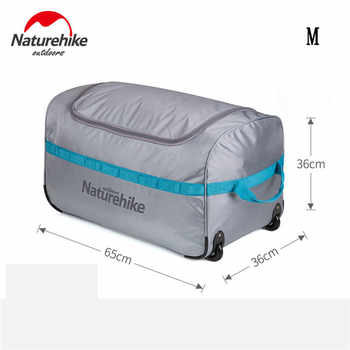 NH Pulley Collapsible Storage Bag Waterproof Outdoor Travel Li Box Swimming Camping Equipment Large Portable Swimming Bags - DISCOUNT ITEM  29% OFF Sports & Entertainment