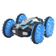 2.4Ghz Remote Control Rc Car Waterproof Off Road Racing Climbing Amphibious 4Wd Toys Cars