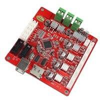 Chaude ANET V1.0 3D Imprimante Carte Mère 12 V Panneau De Contrôle LCD avec USB Connecteur pour A2 A6 A8 3D Imprimante De Bureau XXM8