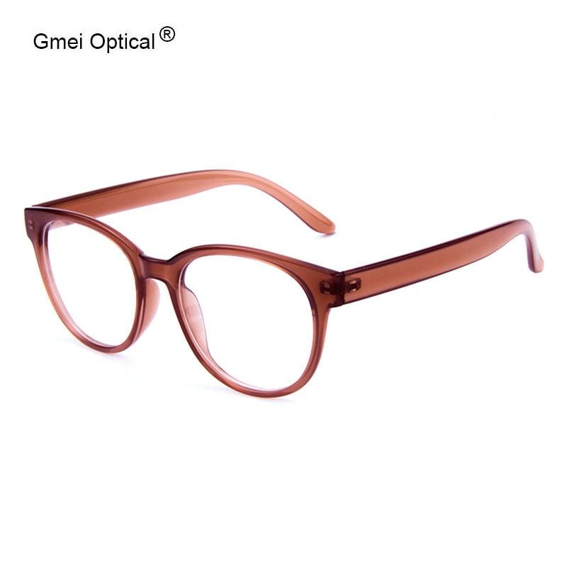 ᑐNewest Vogue Urltra-Light Round Optical Frame Stylish Spectacles ...