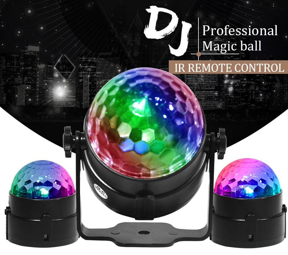 HTB1wPWkXBr0gK0jSZFnq6zRRXXav - 7 Colors Disco Ball Lumiere 3W Sound Activated Strobe Led RGB Stage Lighting effect Lamp Laser Christmas Dj KTV Light Party Show
