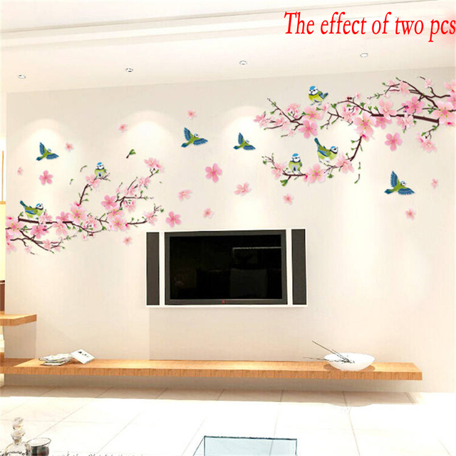 Sakura Wall Sticker 1 pc 2