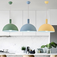 Vintage LED Pendant Light Nordic Loft Lamp Minimalist Modern Indoor Kitchen Dining Room Restaurant Home Lighting Decoration E27