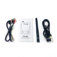 Skyzone TX-5D FPV 5.8Ghz 600mW 32 Channel  Wireless Transmitter HDMI to AV CVBS For FPV Receiver