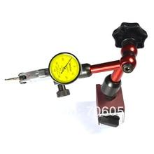Наберите Test Индикатора Tool Мини Универсальный Гибкий Магнитный База Держатель 0.8 х 0.01 мм