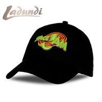 LADUNDI 2017 Jordans Movie Space Jam Baseball Cap Fashion Curved Chapeau Dad Hats Casquette Brand Snapback