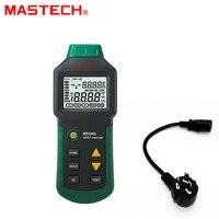 MASTECH MS5908B Circuit Analyzer TRMS AC Bassa Tensione Linea di Distribuzione Guasto Tester RCD GFCI Sockets Testing 220 v