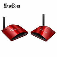 PAT 556 5 8G 300m Smart Wireless Sharing Device Transmitter And Receiver IR Signal Extension Cable