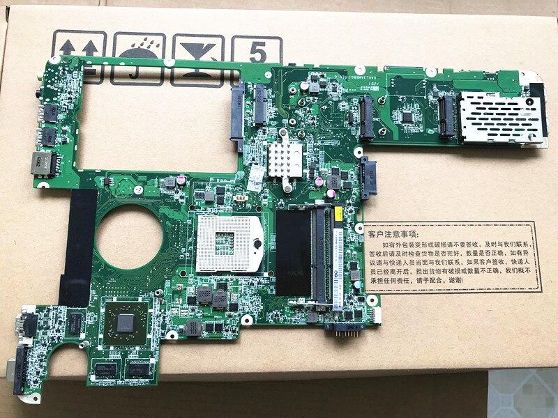 DAKL3AMB8G1 Motherboard For Lenovo Y560 Laptop Motherboard HM55 DDR3 1GB