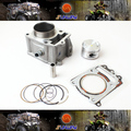 2014 Motorcycle Cylinder Kit 57MM  12pcs/Set ,for CFMOTO CF150 ENGINE