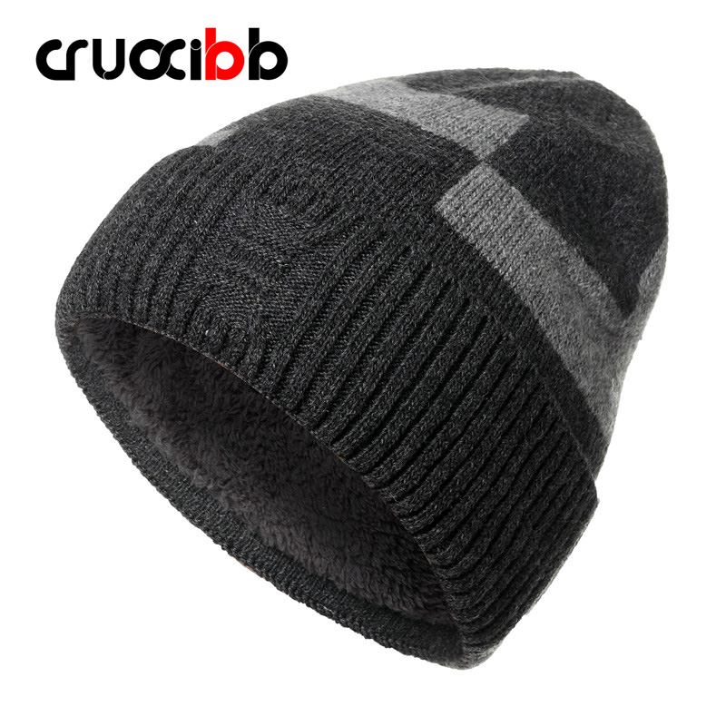 Brand Patchwork Beanie Men Women's Winter Hat Skullies Super Quality Ski Cap Snow Caps Warm Wool Knitted Hats New Arrivals new arrival men knitted hat high quality brand designer winter cap fashion warm men beanie outdoor casual caps