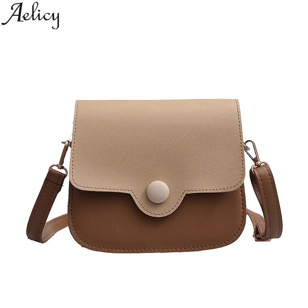 Steady Aelicy Womens Bag 2019 Retro Mini Crossbody Womens Leather Tote Luxury Handbags Women Bags Designer Brand Famous Relieving Rheumatism Men's Bags