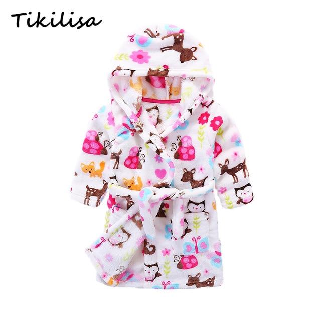 031f07f94 Brand New Quality Children Cartoon Pajama Girls Boys Bath Robes ...