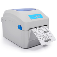 Hight Quality Thermal Label Shiping Address Printer Thermal Lable Barcode Printer Print Width 104mm For Express