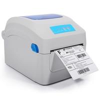 Largura de impressão térmica 104mm da impressora do código de barras da impressora do endereço do transporte da etiqueta térmica da qualidade da altura para o expresso e a logística|barcode printer|printer thermal|thermal printer -