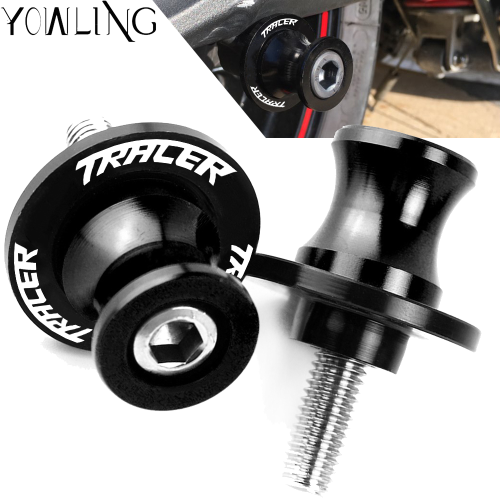 Motorcycle Swingarm Spools Slider Stand Screw For YAMAHA Tracer900 /GT Tracer 900 700 GT Tracer700 MT09 MT07 2016 2017 2018 2019