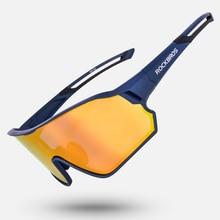 ROCKBROS Sport Sunglasses Polar Hengelsport Fishing Glasses Polarized Men Women Bicycle 5 Lens Photochromic Sports