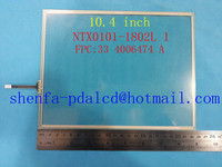 Wholesale NEW ELO 10 4 Inch 4 Wire NTX0101 1802L 1 Touch Screen Digitizer Panel 226mmX174mm