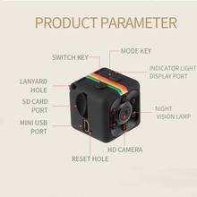480P /1080P Mini Camcorders
