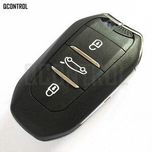Image 3 - QCONTROL リモートスマート車のキープジョー 208 308 508 3008 5008 旅行エキスパート 433 mhz 434 mhz キーレスゴー行く