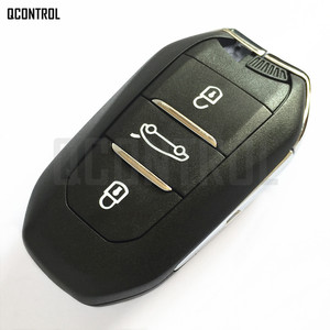 Image 3 - QCONTROL عن بعد الذكية مفتاح السيارة لبيجو 208 308 508 3008 5008 مسافر خبير 433 ميجا هرتز 434 ميجا هرتز بدون مفتاح  الذهاب