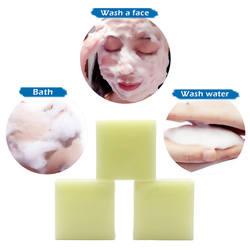 100g машина для производства мыла море мыло с солью очищение, отбеливание мыло для удаления прыщей поры, акне терапии козы увлажняющее