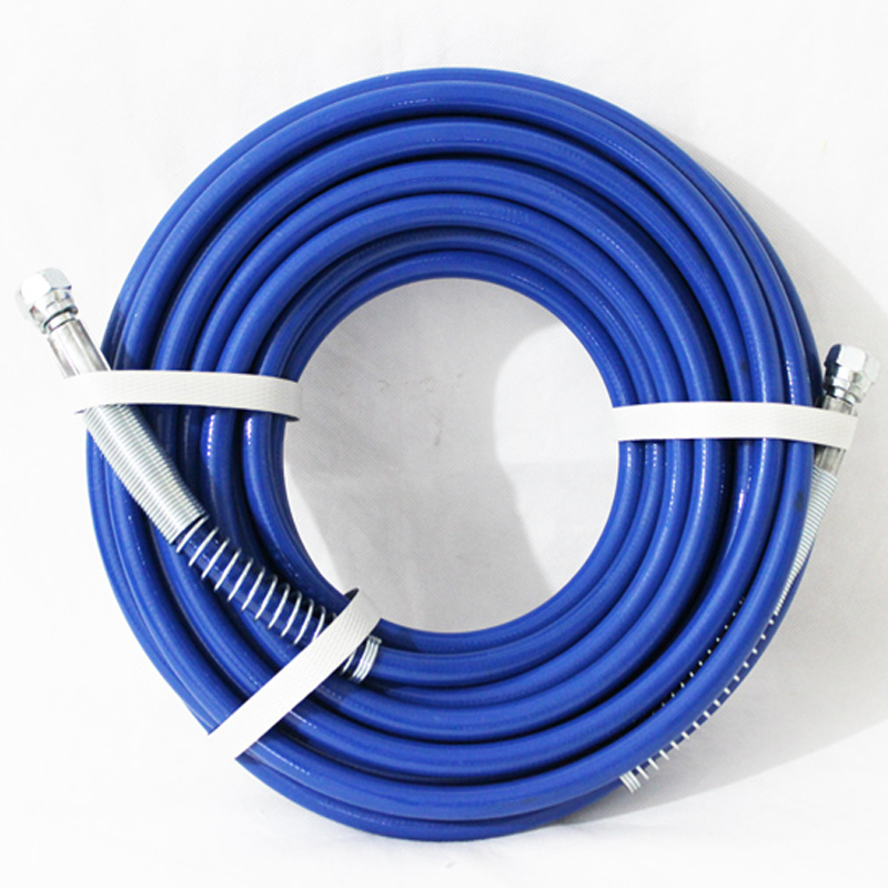 цена на Airless paint sprayer replacment parts 15m 3/8 High pressure hose painting equipment