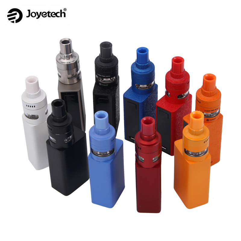 100% Original Joyetech eVic Grundlegende 40 watt 1500 mah Box MOD Batterie und 2 ml CUBIS Pro Mini Zerstäuber eVic grundlegende 40 WKit