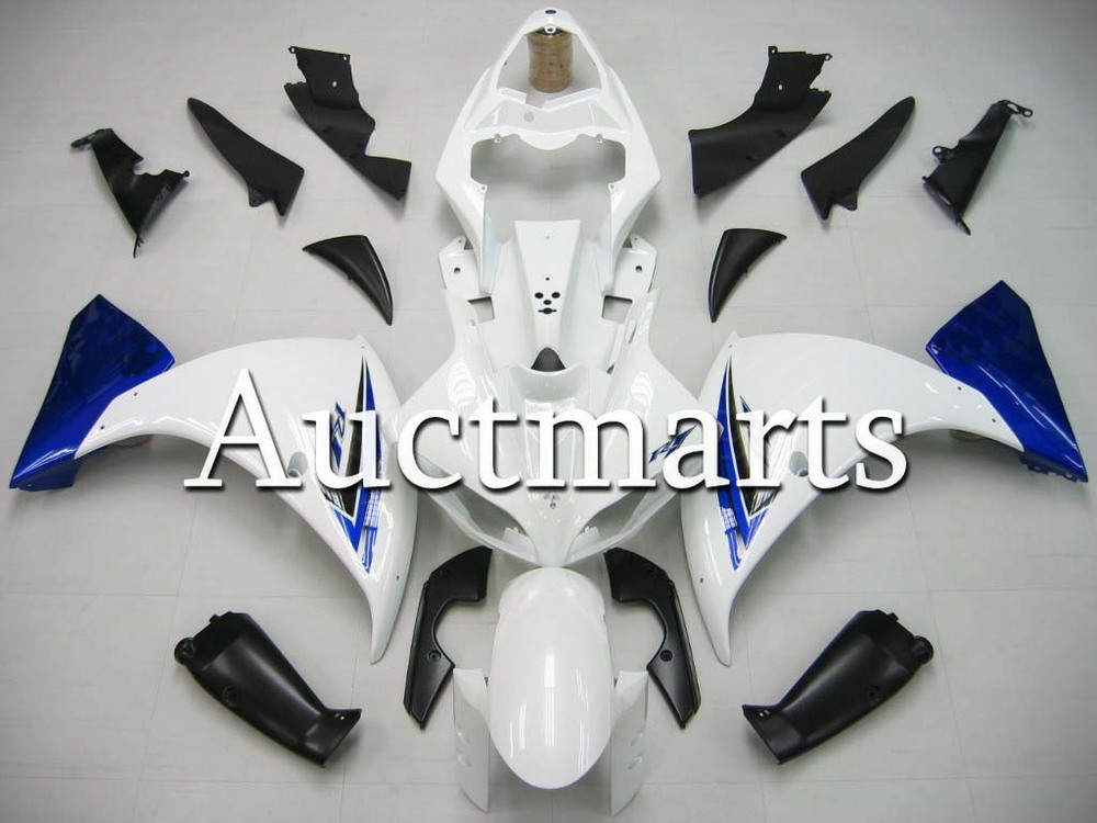 For Yamaha YZF 1000 R1 2009 2010 2011 2012 YZF1000R inject ABS Plastic motorcycle Fairing Kit YZFR1 09 10 11 12 YZF1000R1 CB04