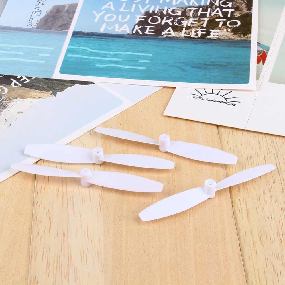 4 Pcs/set Warna-warni Pisau Baling-Baling Blade untuk Parrot Minidrone Rolling Spider untuk Hydrofoil Drone Aksesoris RC Spare Parts