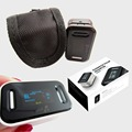 +Case/Bag/Pouch Pulse Oximeter Black/Half Black O LED Alarm Beep Set  Waveform Setting Blood Oxygen Monitor