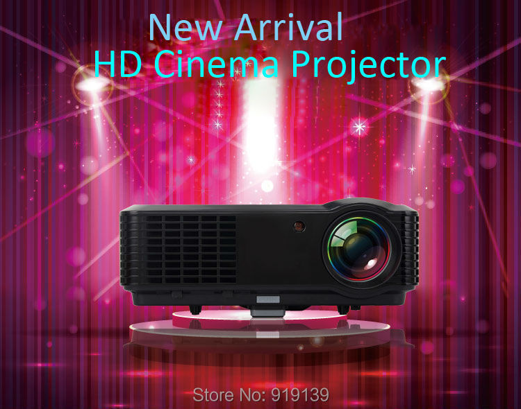 New HD Projector pic
