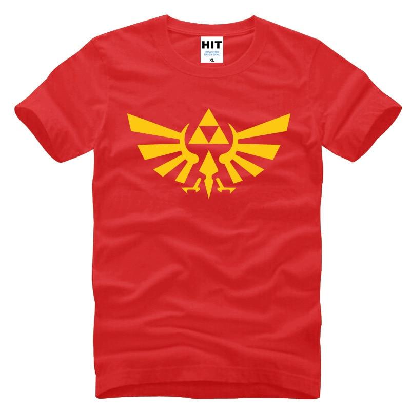 The Legend of ZELDA logo triforce juego Hombres Hombres Camiseta - Ropa de hombre - foto 4