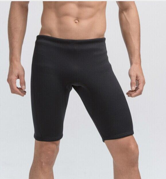 SBART 3MM Neoprene Men Rashguard Sports Swimwear Diving Surfing Short Wetsuit Pants Anti-UV Swim Surf SwimSuit