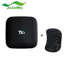 TX1 Smart TV Box Android 4.4.Amlogic S805 Quad Core 1G + 8G Soutien Media Player XBMC WiFi Miracast DLNA