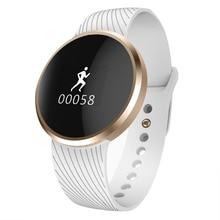 ZaoYi L58 Bluetooth Smart Armband Uhr Mit Pulsmesser anti-verlorene Wasserdichte Smartwatch Für Iphone Android PK DZ09 GT08