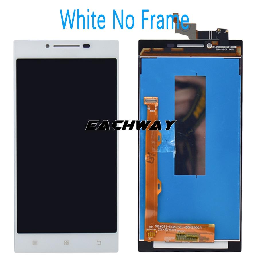 P70 LCD Display