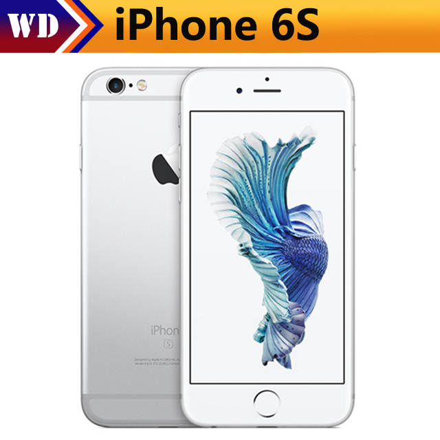Apple iPhone 6S Original 16GB 2GB Fingerprint Recognition Used Video Ios Unlocked Cheap