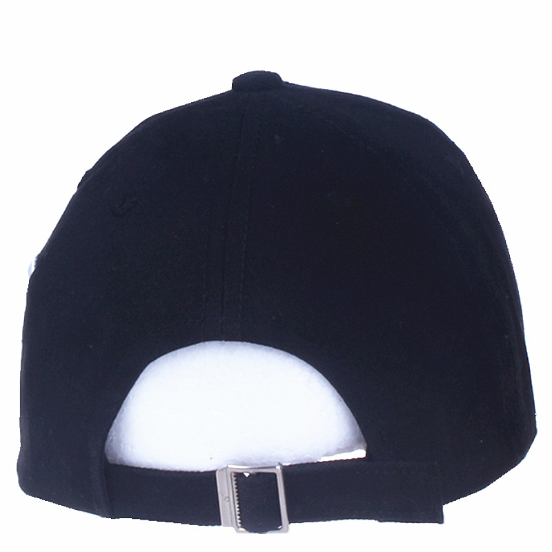 """Embroidered """"Athletic"""" Dad Hat - Rear View"""
