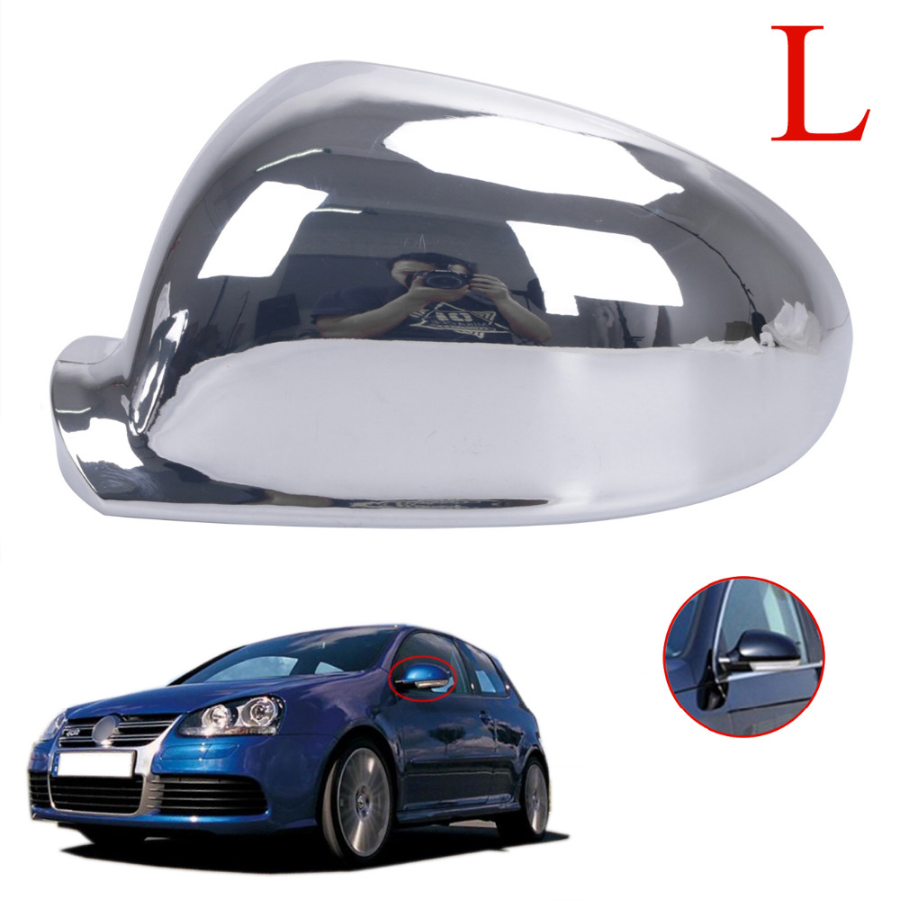 Volkswagen Cabrio Rearview Mirror Rearview Mirror For: For VW Golf Rabbit Jetta MK5 Passat EOS Golf Sharan