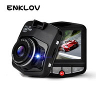 ENKLOV Mini Car Camera Full HD 1080P Dash Cam 170 Wide Angle DVR English Russian User