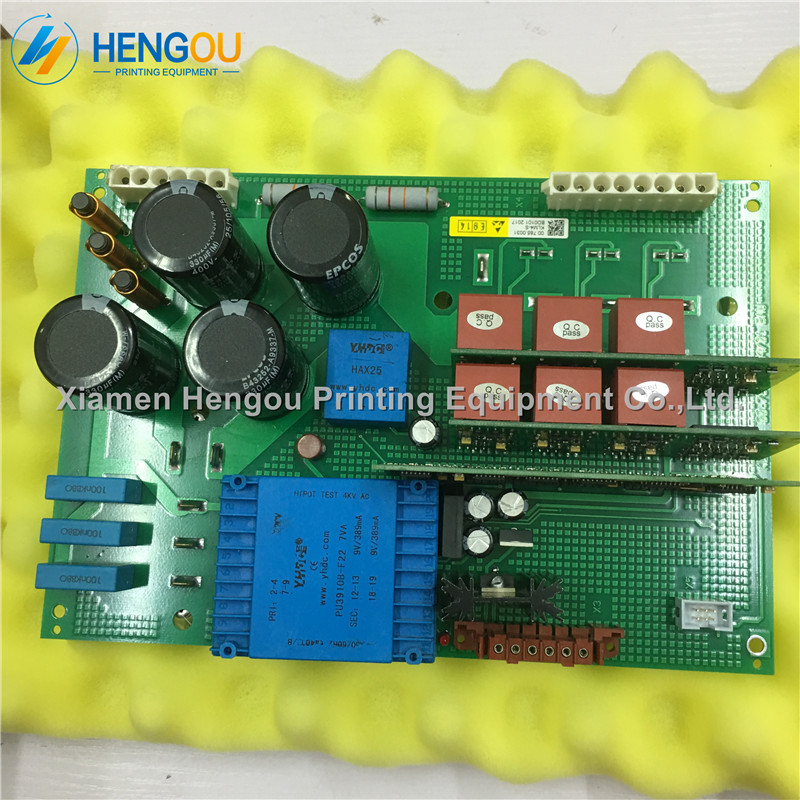 1 Piece New Hengoucn CD102 SM102 Machine Parts KLM4 Board KLM4 1 00 781 4754 01